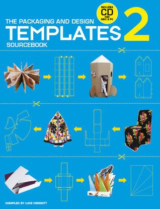 The Packaging and Design Templates Sourcebook 2  by  Luke Herriott