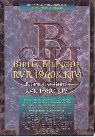 Biblia Bilingüe RVR 1960/KJV Anonymous