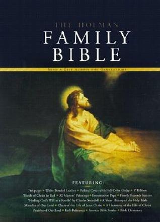 Holman Family Bible KJV  by  Anonymous