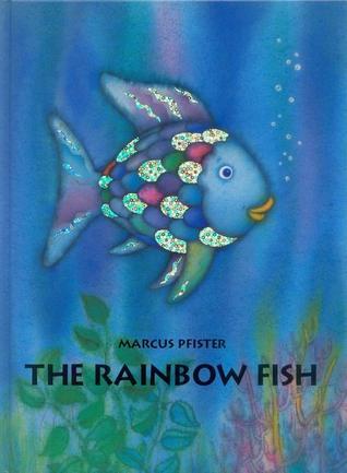 Rainbow Fish Colors Marcus Pfister