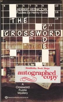 The Crossword Code  by  Herbert Resnicow