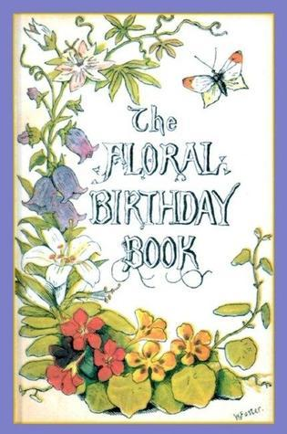 Floral Birthday Book Applewood Books