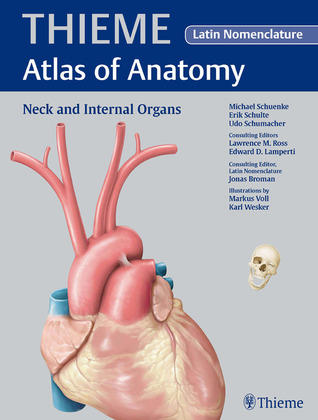 Neck and Internal Organs - Latin Nomencl. Michael Schünke