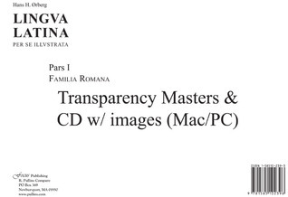 Lingua Latina: Transparency Masters  by  Hans Orberg