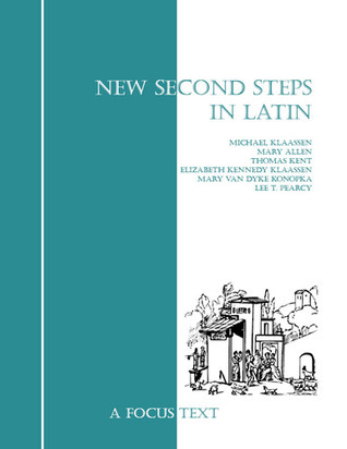 New Second Steps in Latin Lee Pearcy