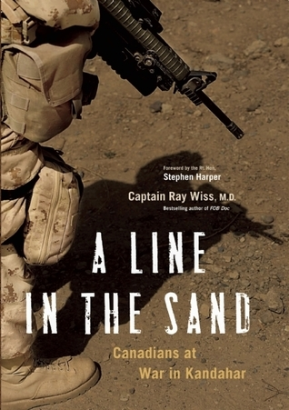 A Line in the Sand Ray Wiss