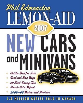 Lemon-Aid: New Cars and Minivans Phil Edmonston