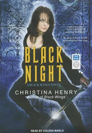 Black Night Christina Henry