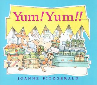 Yum! Yum!!: Delicious Nursery Rhymes Joanne Fitzgerald