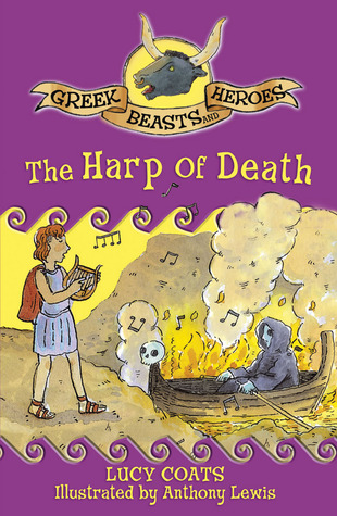 The Harp of Death Lucy Coats