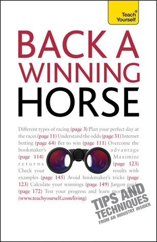 Back a Winning Horse Belinda Levez