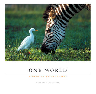 One World A View of 50 Countries  by  Michael S. Lewis