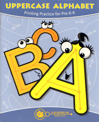 Uppercase Alphabet Wipe Away Workbook: Printing Practice for Pre-K-K  by  Meera Gill