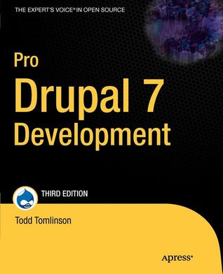 Beginning Drupal 7  by  Todd Tomlinson