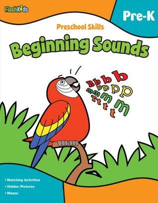 Preschool Skills: Beginning Sounds Flash Kids Editors
