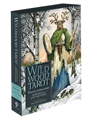 The Wildwood Tarot: Wherein Wisdom Resides  by  Mark Ryan