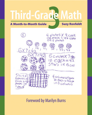 Third-grade Math: A Month-to-Month Guide Suzy Ronfeldt