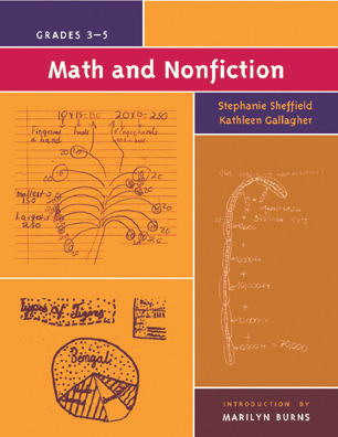 Math and Nonfiction, Grades 3-5 Stephanie Sheffield