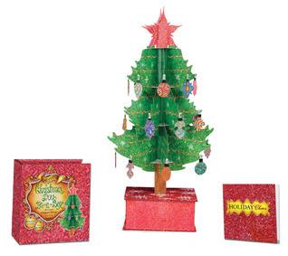 Enchanted Christmas Tree In-a-Box  by  Sam Ita