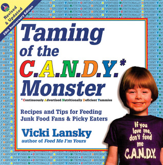 Taming of the C.A.N.D.Y. Monster*: *Continuously Advertised Nutritionally Deficient Yummies Vicki Lansky