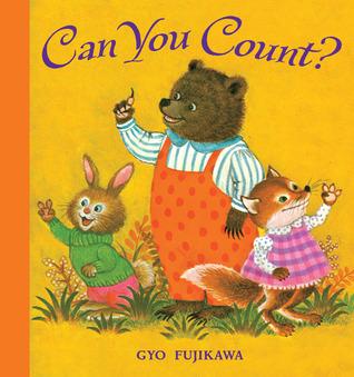 Can You Count?  by  Gyo Fujikawa
