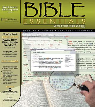 Bible Essentials: WORDsearch Edition  by  Warren Patrick Baker