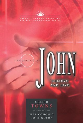 Gospel of John Elmer L. Towns