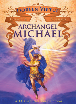 Archangel Michael Oracle Cards: A 44-Card Deck and Guidebook Doreen Virtue