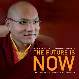 The Future Is Now: Timely Advice for Creating a Better World  by  Ogyen Trinley Dorje