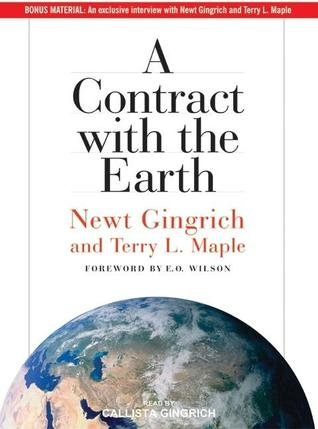 A Contract with the Earth Newt Gingrich
