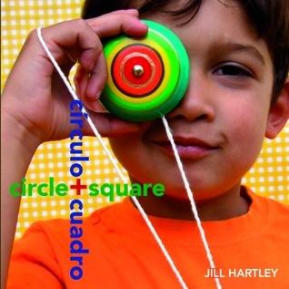 Circle + Square/Círculo + Cuadro  by  Jill Hartley