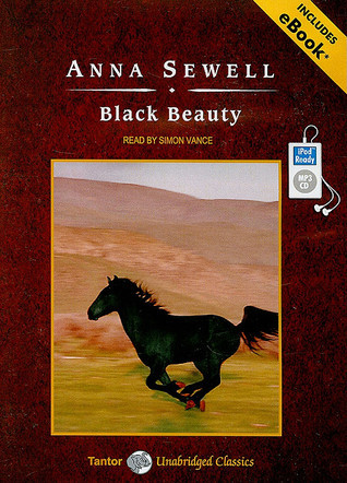 Black Beauty, with eBook  by  Anna Sewell