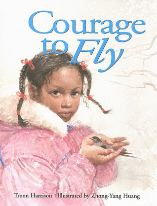 Courage to Fly  by  Troon Harrison