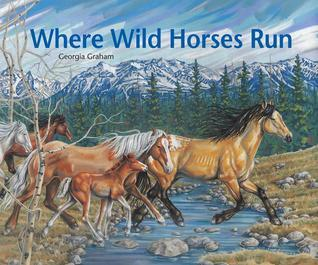 Where Wild Horses Run  by  Georgia Graham