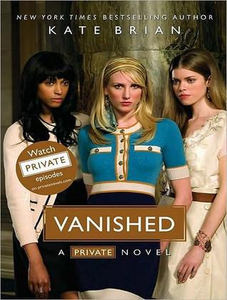 Vanished Kate Brian