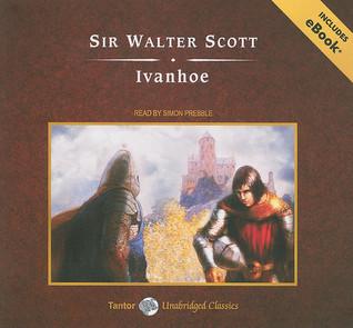 Ivanhoe [With eBook] Walter Scott