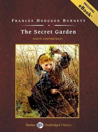 The Secret Garden, with eBook  by  Frances Hodgson Burnett