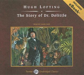 The Story of Dr. Dolittle, with eBook Hugh Lofting