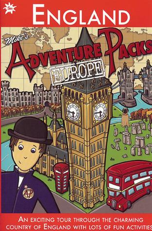 Mikes Adventure Packs England (Mikes Adventure Packs Series) Jeremiah Salzman