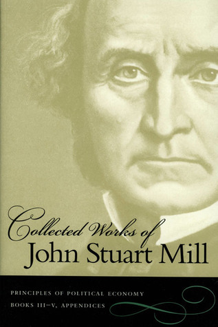 Collected Works  by  John Stuart Mill