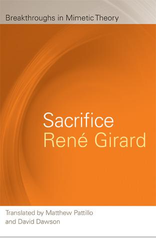 Sacrifice  by  René Girard