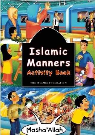 Islamic Manners Activity Book  by  Fatima DOyen
