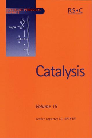 Catalysis vol 15 Royal Society of Chemistry