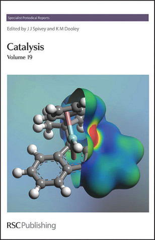 Catalysis: Volume 26 James J. Spivey