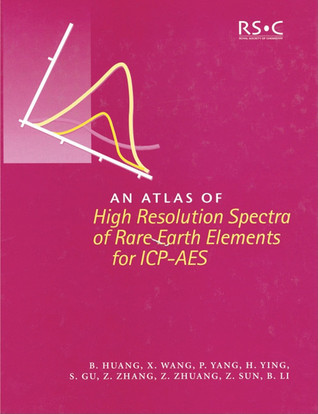 An Atlas of High Resolution Spectra of Rare Earth Elements for ICP-AES  by  B. Huang