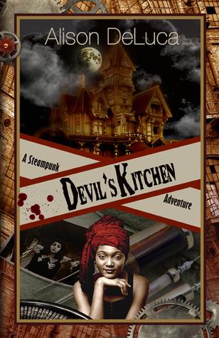 The Devils Kitchen (Crown Phoenix, #2)  by  Alison DeLuca