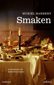 Smaken  by  Muriel Barbery
