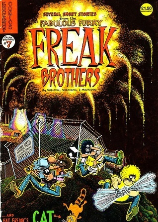 Several Short Stories from the Fabulous Furry Freak Brothers  by  Gilbert Shelton