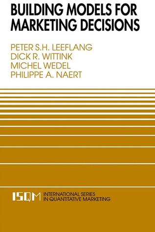 Modelling Markets  by  Peter S.H. Leeflang