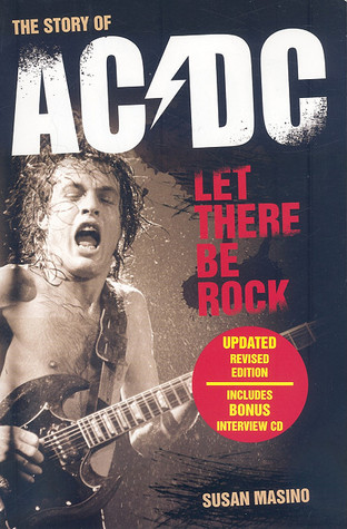 AC/DC Let There Be Rock - CD Edition Susan Masino